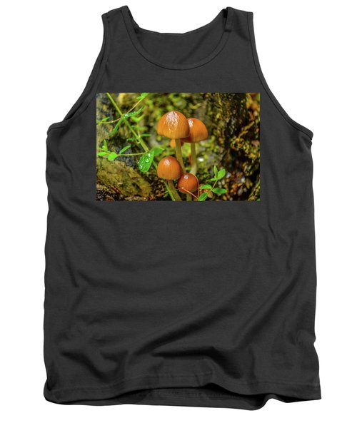 Clover Cover  Tank Top
