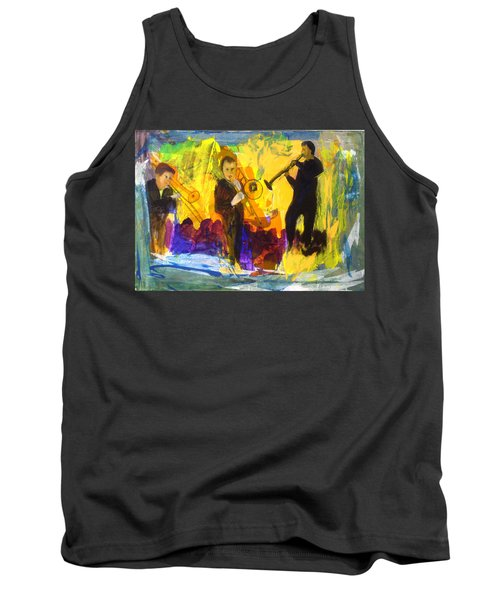 Club Cuba Tank Top by Keith Thue
