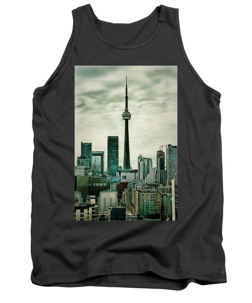Cn Tower Tank Top