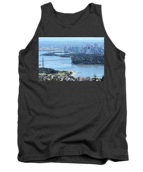 Coal Harbour Tank Top by Victor K