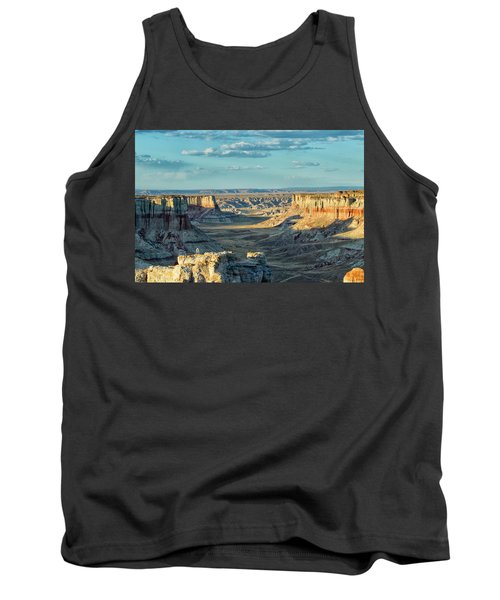 Coal Mine Canyon Tank Top by Tom Kelly