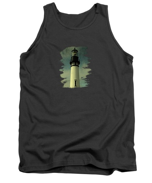 Coastal Breeze At Yaquina Head Tank Top