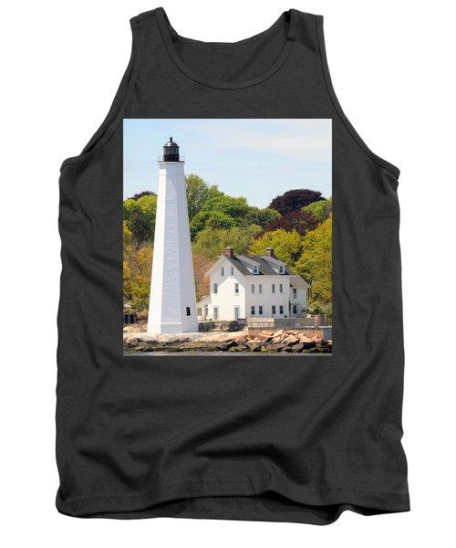 Coastal Lighthouse-c Tank Top