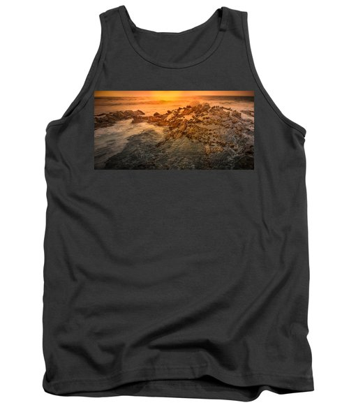 Coastal Rocks Tank Top