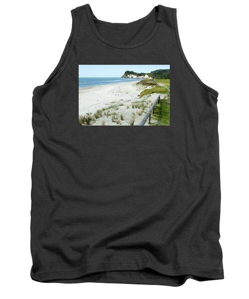 Coastline Nz Tank Top