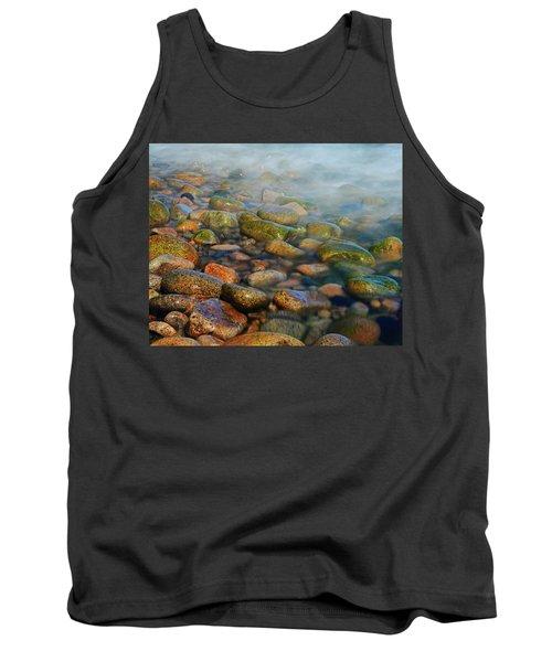 Cobblestone Beach Tank Top