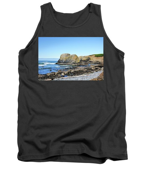 Cobblestone Beach Tank Top