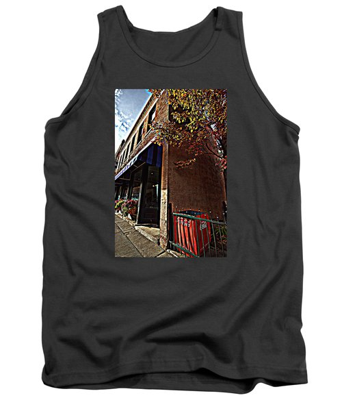 Coca Cola Cooler Tank Top