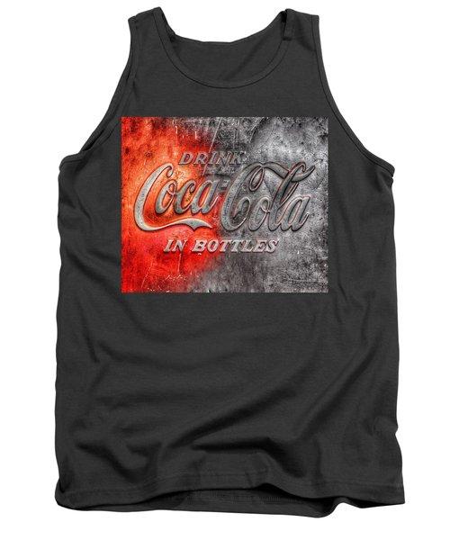 Coca Cola Tank Top