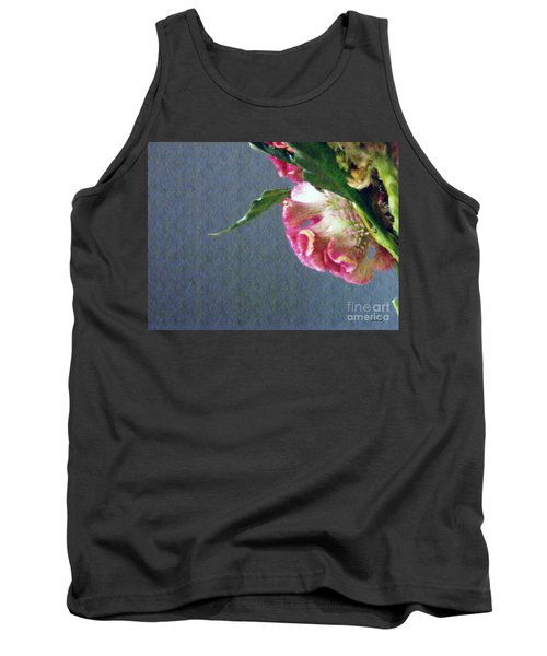 Tank Top featuring the photograph Cockscomb Bouquet 6 by Sarah Loft