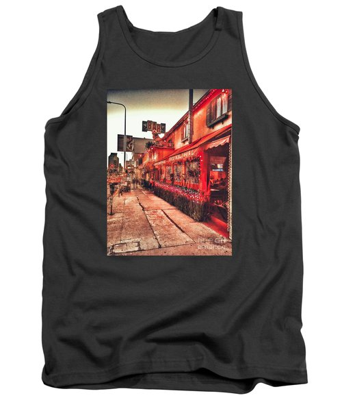 West Los Angeles Cocktail Row Tank Top