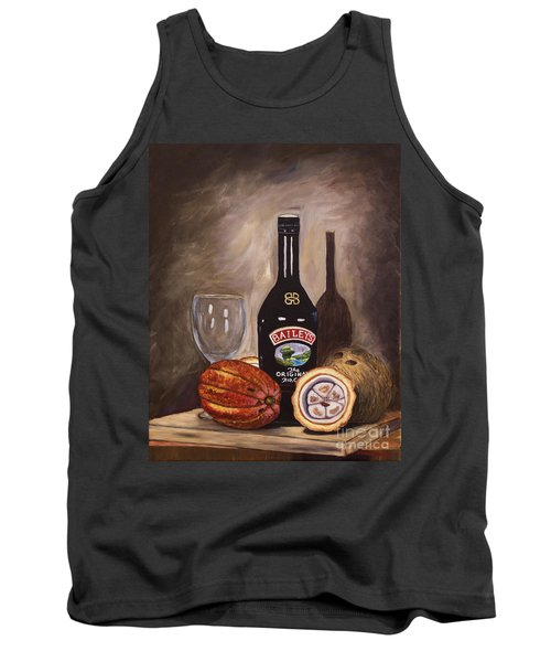 Cocoa Pods Coconut And Irish Cream Tank Top