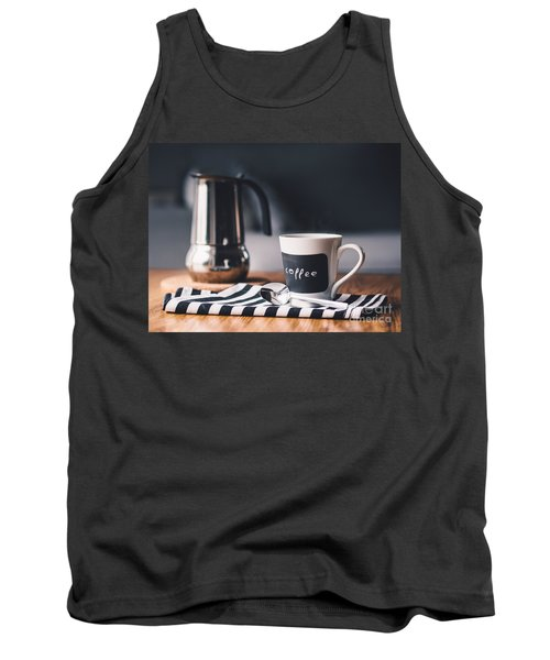Coffee #5  Tank Top