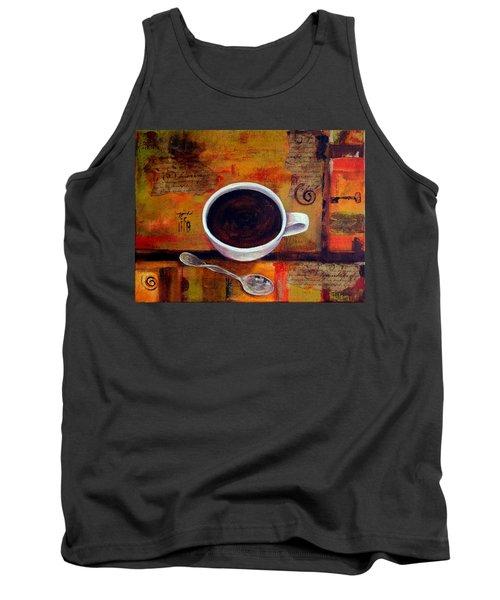 Coffee I Tank Top