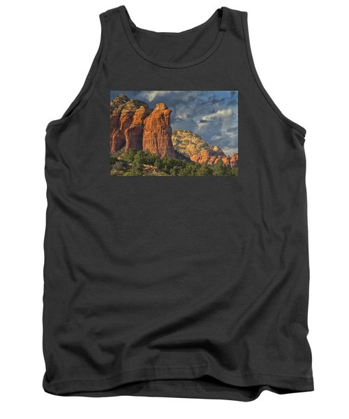 Coffee Pot Rules Tank Top by Tom Kelly