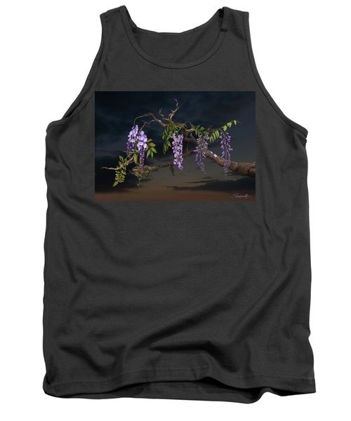 Cogan's Wisteria Tree Tank Top