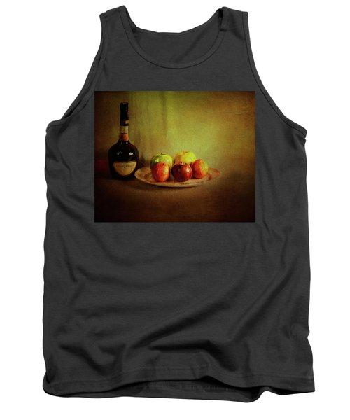 Cognac And Fruits Tank Top