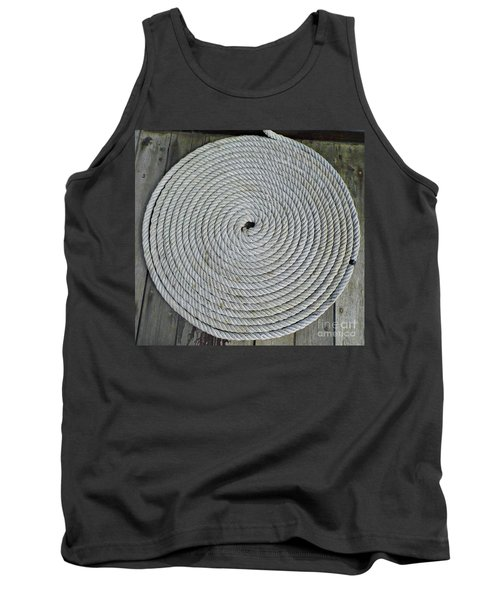 Coiled By D Hackett Tank Top