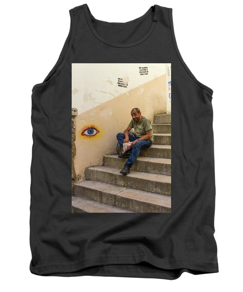 Coimbra  Local  Tank Top