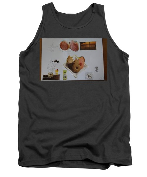 Collage Tank Top
