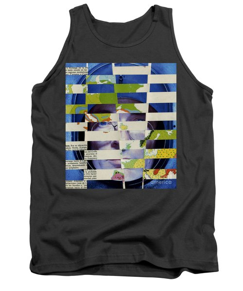 Collage Verso Tank Top