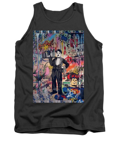 Collageiscope  Tank Top