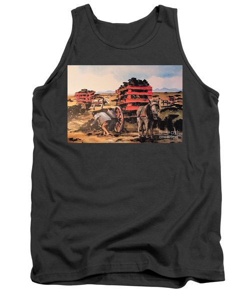 Collecting Turf  Tank Top