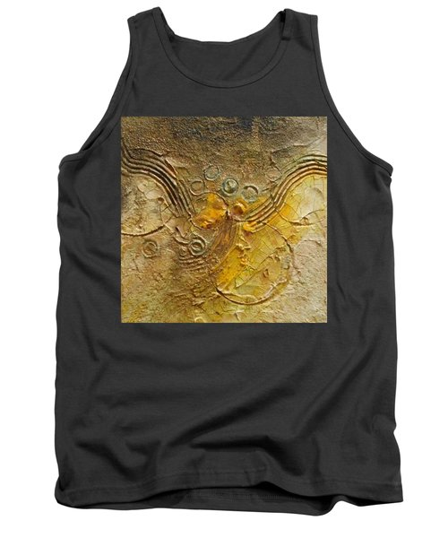 Colliding Worlds Tank Top
