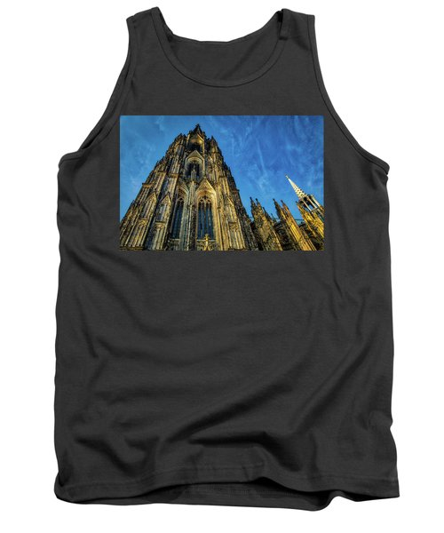 Cologne Cathedral Afternoon Tank Top