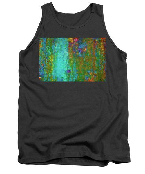 Tank Top featuring the photograph Color Abstraction Lxvii by David Gordon