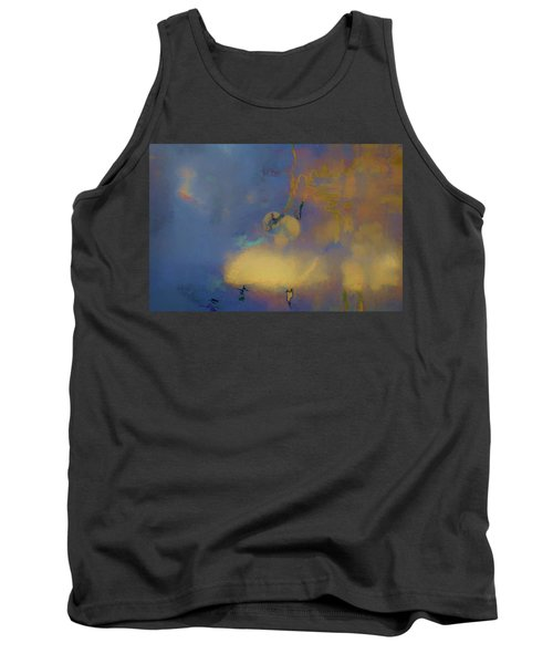 Tank Top featuring the photograph Color Abstraction Lxviii by David Gordon