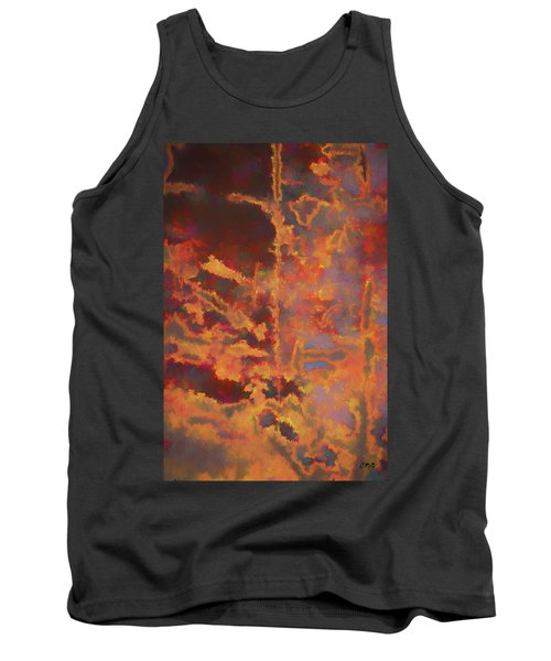 Color Abstraction Lxxi Tank Top