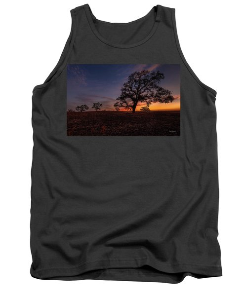 Color Change At First Light Tank Top