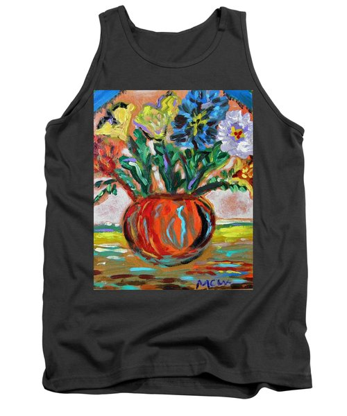 Color Everywhere Tank Top