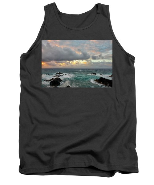 Color In Maui Tank Top