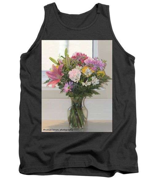 Color Me Happy Tank Top by Nance Larson