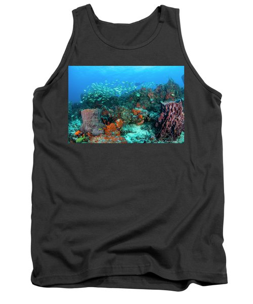 Color Of Life Tank Top