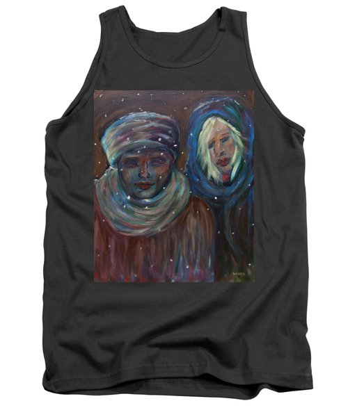 Color Of Winter Tank Top