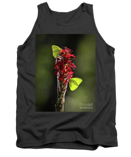 Tank Top featuring the photograph Color On Citico by Douglas Stucky