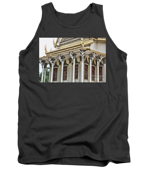 Color Palace Architecture  Tank Top