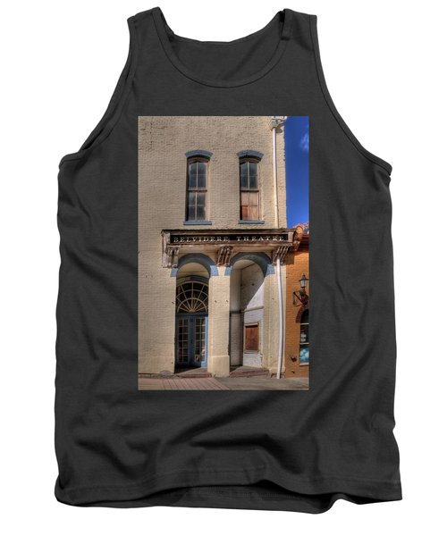 Belvidere Theatre Tank Top