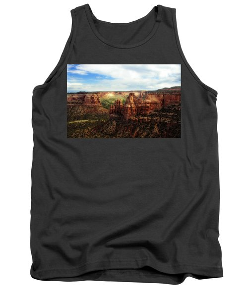 Colorado National Monument Tank Top