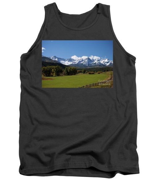 Colorado Ranch Tank Top