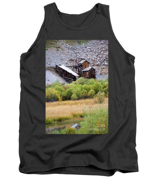 Colorado Silver Mine  Tank Top