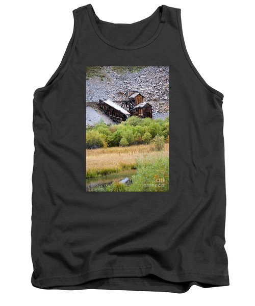 Colorado Silver Mine  Tank Top