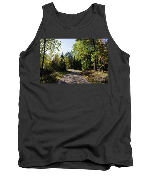 Tank Top featuring the photograph Colorful Adventure by Kennerth and Birgitta Kullman