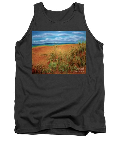 Colorful Beach Tank Top