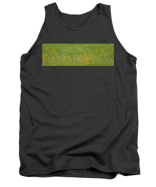 Colorful Field Tank Top