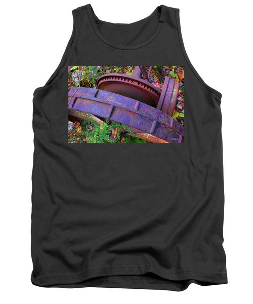 Colorful Gear Tank Top
