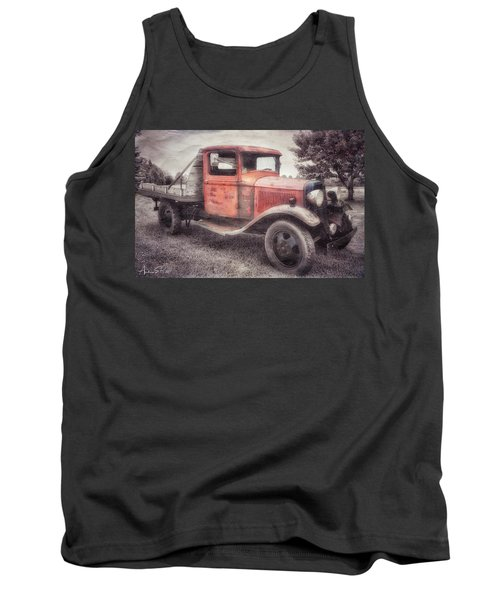 Colorful Past Tank Top